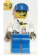 Minifig No: hrf010  Name: Grip with Bat on Torso