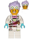 Minifig No: hs002  Name: J.B. Watt (Large Smile / Annoyed)