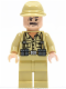 Minifig No: iaj004  Name: German Soldier 4