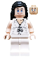 Minifig No: iaj007  Name: Marion Ravenwood - White Outfit
