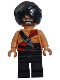 Minifig No: iaj035  Name: Temple Guard 2