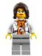 Minifig No: idea011  Name: Research Scientist Female, White Lab Coat