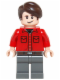 Minifig No: idea016  Name: Howard Wolowitz