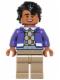 Minifig No: idea017  Name: Raj Koothrappali