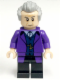 Minifig No: idea021  Name: The Twelfth Doctor, Purple Coat