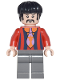 Minifig No: idea028  Name: The Beatles - Ringo