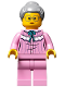 Minifig No: idea041  Name: Grandmother