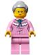 Minifig No: idea041  Name: Grandmother