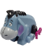 Minifig No: idea090  Name: Eeyore with Bow