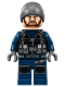 Minifig No: jw018  Name: Guard, Ski Beanie