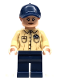 Minifig No: jw045  Name: Park Worker, Female