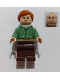 Minifig No: jw052  Name: Claire Dearing - Sand Green Shirt