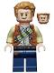 Minifig No: jw066  Name: Owen Grady, Lime Canisters