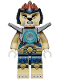 Minifig No: loc006  Name: Lennox - Flat Silver Armor