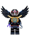 Minifig No: loc042  Name: Razar - Pearl Gold Armor
