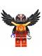Minifig No: loc090  Name: Razar - Fire Chi