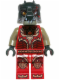 Minifig No: loc103  Name: Cragger - Fire Chi