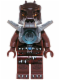 Minifig No: loc109  Name: Crug - Flat Silver Armor