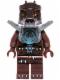 Minifig No: loc109  Name: Crug - Flat Silver Armor