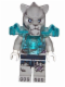 Minifig No: loc132  Name: Sykor - Heavy Armor