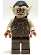 Minifig No: lor023  Name: Mordor Orc - Dark Tan