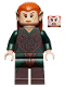 Minifig No: lor034  Name: Tauriel, Dark Green and Dark Brown Outfit