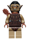Minifig No: lor048  Name: Hunter Orc with Quiver