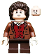 Minifig No: lor062  Name: Frodo Baggins - No Cape