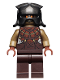 Minifig No: lor065  Name: Mordor Orc - with Helmet