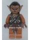 Minifig No: lor076  Name: Gundabad Orc - Hair