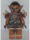 Minifig No: lor077  Name: Gundabad Orc - Hair and Shoulder Spikes