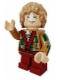 Minifig No: lor091  Name: Bilbo Baggins - Patchwork Coat