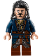 Minifig No: lor092  Name: Bard the Bowman - Silver Buckle and Shirt Grommets