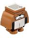 Minifig No: mar0008  Name: Monty Mole