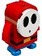 Minifig No: mar0009  Name: Shy Guy
