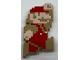 Minifig No: mar0036  Name: Mario, Pixelated