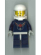 Minifig No: mba005  Name: MBA Level Four Kit 11 Minifigure