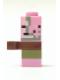 Minifig No: min007  Name: Micromob Zombie Pigman