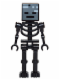Minifig No: min025  Name: Wither Skeleton