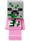 Minifig No: min058  Name: Baby Zombie Pigman