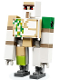 Minifig No: min082  Name: Iron Golem - Brick and Pin Arm Attachments