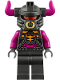 Minifig No: mk002  Name: Ironclad Henchman (Bob / Grunt / Growl / Roar / Snort)