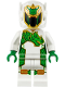 Minifig No: mk003  Name: Mei - White Armor