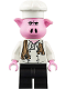 Minifig No: mk008  Name: Pigsy - White Coat