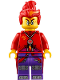 Minifig No: mk012  Name: Red Son
