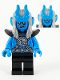 Minifig No: mk025  Name: Silver Horn Demon