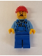 Minifig No: mk027  Name: Uncle Zhang