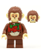 Minifig No: mk031  Name: Sister Monkey