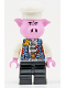 Minifig No: mk040  Name: Pigsy - Medium Blue Utility Harness (80022)