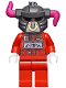 Minifig No: mk046  Name: Bull Clone Bob - Racing Suit